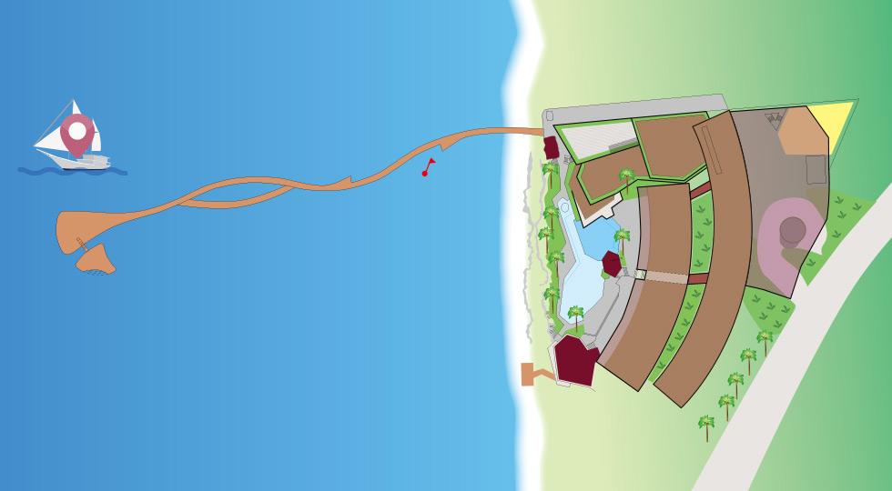 ラコディアマップ